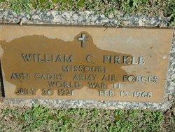 William Elijah Colfax Bill Pirkle, Jr
