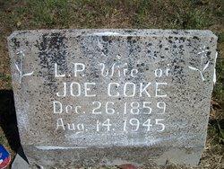 Louisa Paralee <i>Smith</i> Coke