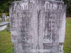 Clara P. <i>Scoggins</i> Howell