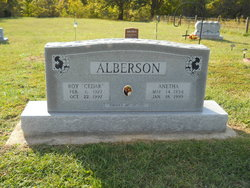 Roy Cedar Alberson