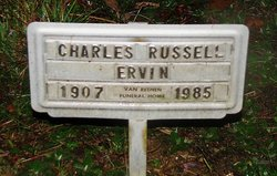 Charles Russell Ervin