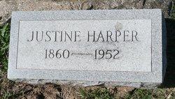 Justine Ida <i>Boyer</i> Harper