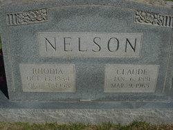 Rhodia <i>Olive</i> Nelson