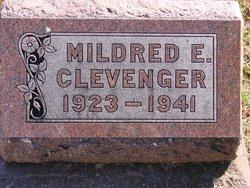 Mildred E <i>Alexander</i> Clevenger