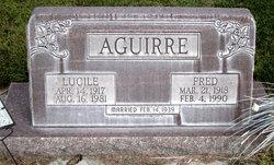 Lucille <i>Hunter</i> Aguirre
