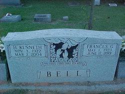 Frances <i>Gault</i> Bell