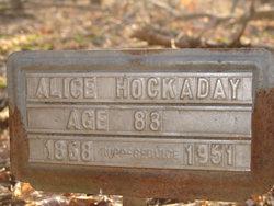 Alice <i>Murphy</i> Hockaday