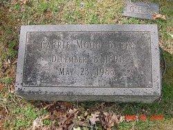 Carrie <i>Moon</i> Burks