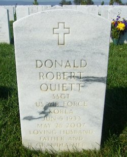Donald Robert Quiett