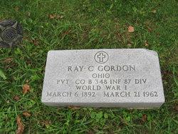 Ray Charles Gordon