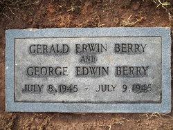 George Edwin Berry