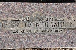 Fanny Elizabeth <i>Cook</i> Swisher