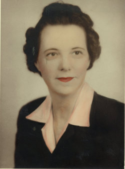 Minnie Ethel <i>Brackett</i> Blanton