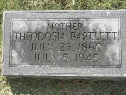 Theodosia <i>Vaughan</i> Bartlett