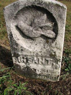 Ada K. infant Bennett