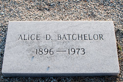 Alice Mae <i>Downs</i> Batchelor