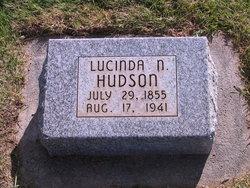 Lucinda Narcissa Sis <i>Howard</i> Hudson