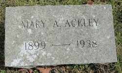 Mary A. Ackley