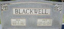 Inez <i>Bradley</i> Blackwell