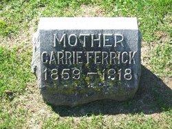 Carrie H. <i>Smith</i> Ferrick
