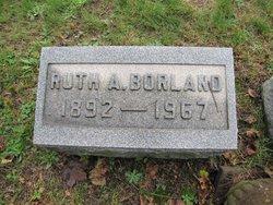 Ruth A <i>Burkett</i> Borland