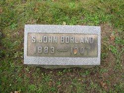 Samuel John Borland