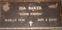 Ida <i>Noble</i> Baker