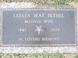 Leelia Mae Bethel