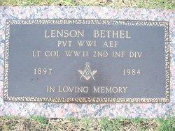 Lenson Bethel