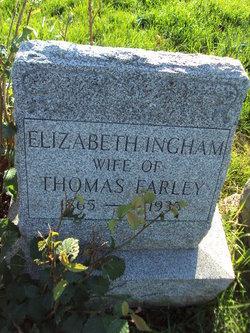 Elizabeth <i>Ingham</i> Farley