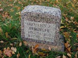 Cornelius Zacharius Heminger