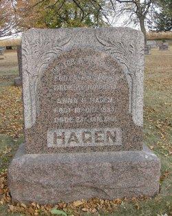Rev A O Hagen