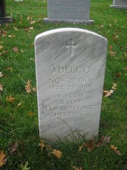 Adele O Herring
