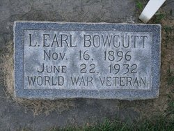 Lawrence Earl Bowcutt