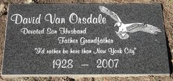 David Van Orsdale