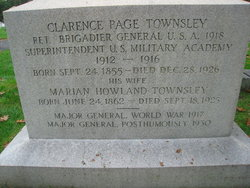 Gen Clarence Page Townsley
