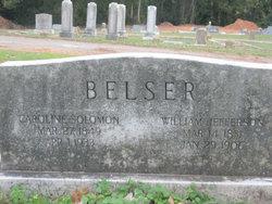 William Jefferson Belser