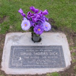 David Thomas Dave or Davey Dick