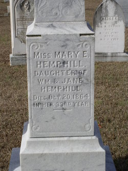 Mary E. Hemphill