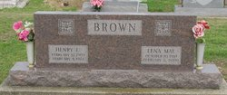 Lena May <i>Branson</i> Brown