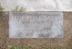 Allie Temperance <i>Peel</i> Bailey