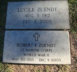Corp Robert E Zuendt