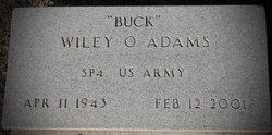 Wiley O. Adams