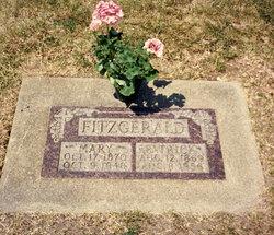 Mary Elizabeth <i>Costello</i> Fitzgerald