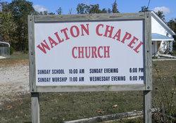 Walton Chapel Cemetery