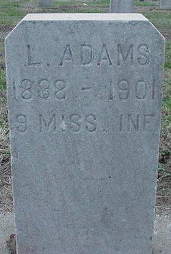 L. Adams