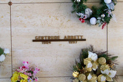 Gertrude H. <i>Heldman</i> Abbett