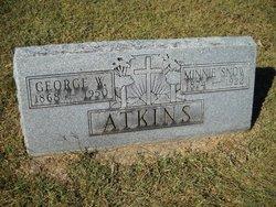 Minnie <i>Snow</i> Atkins