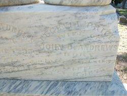 Eugenia A. <i>Price</i> Andrews