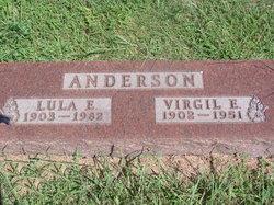 Lula E. <i>Angell</i> Anderson